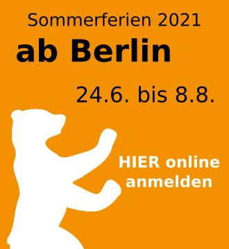2021 Sommer ab Berlin