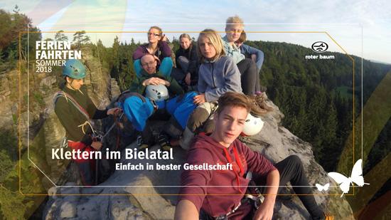 Klettergurt Baum : Roter baum e v klettern bielatal
